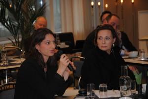 Seminariedeltagare- Ariella Nisell, Sveriges arkitekter
