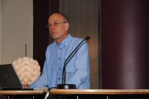Göran Cars, professor i samhällsbyggnad, KTH.